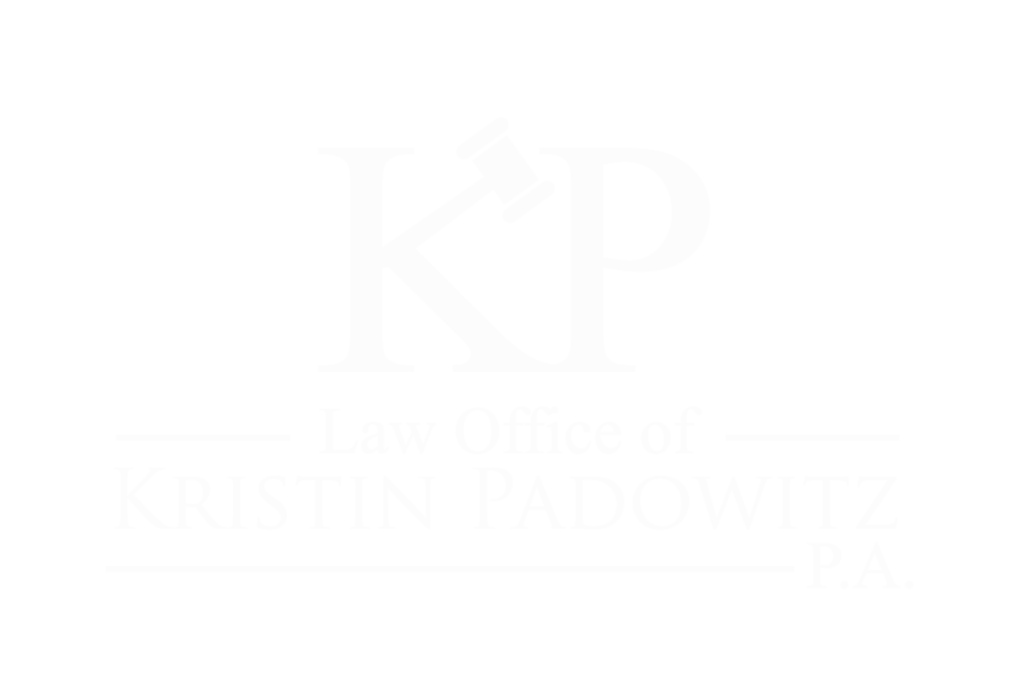 Kristin Padowitz, P.A. Logo | fort lauderdale divorce lawyer